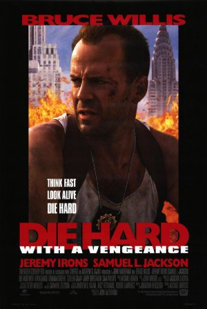 Die Hard With A Vengeance Drinking Games By Lukky Us Games